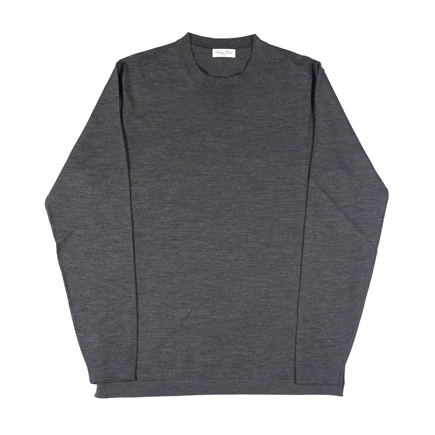 Gray T-shirt Salvatore Piccolo