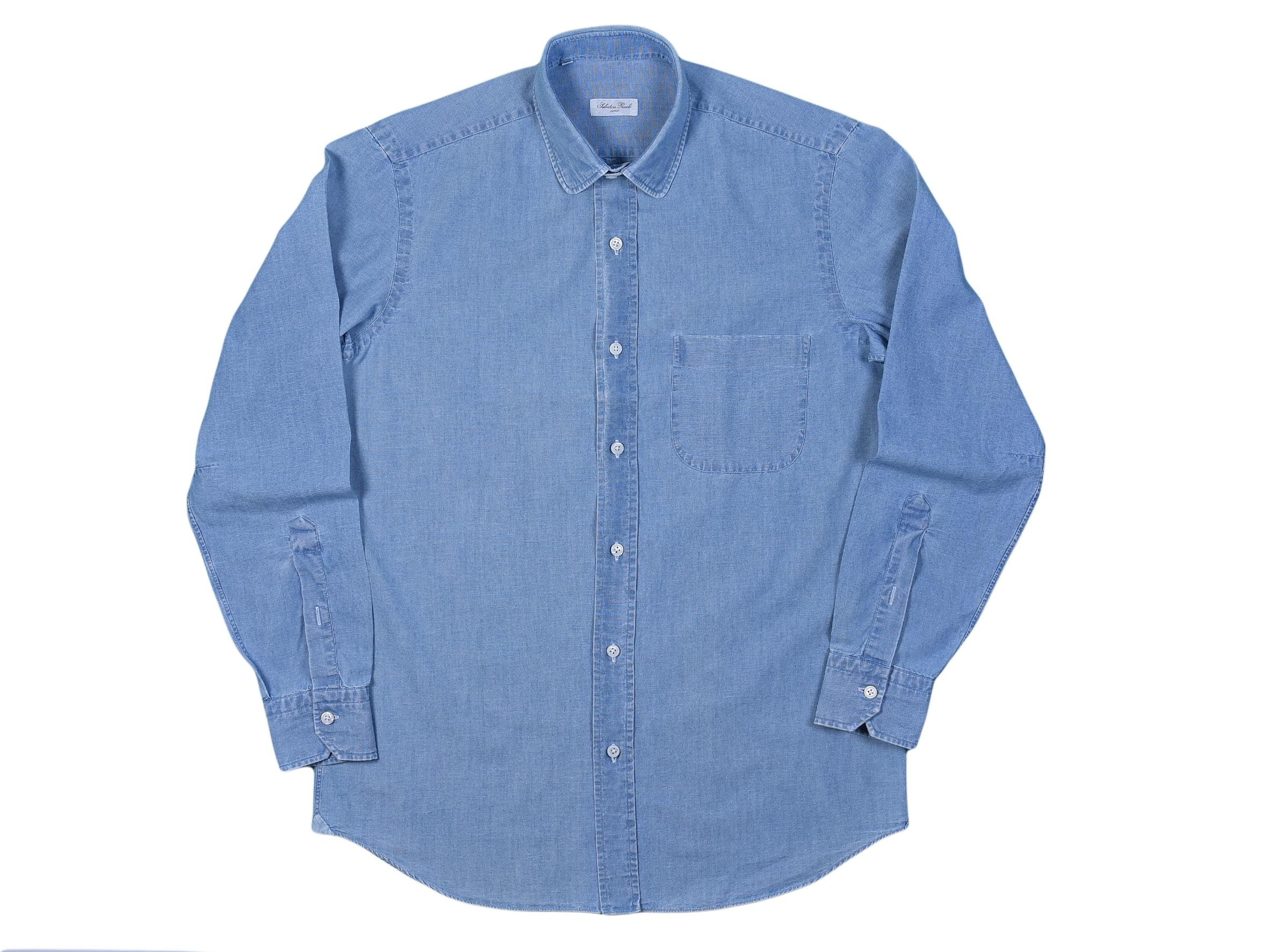 Camicia Denim