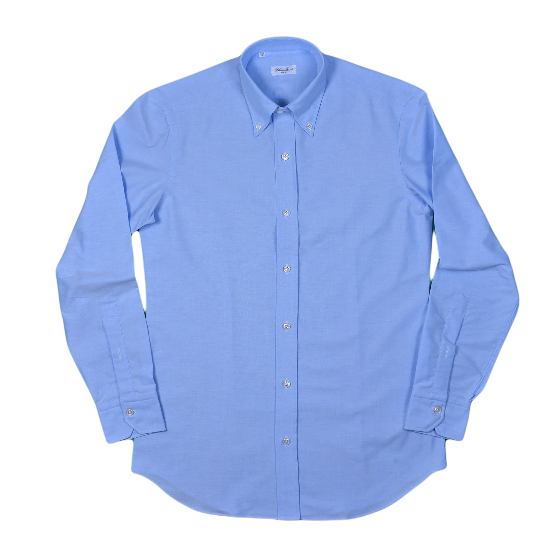 long-sleeve-shirt-oxford-blue-slim-fit