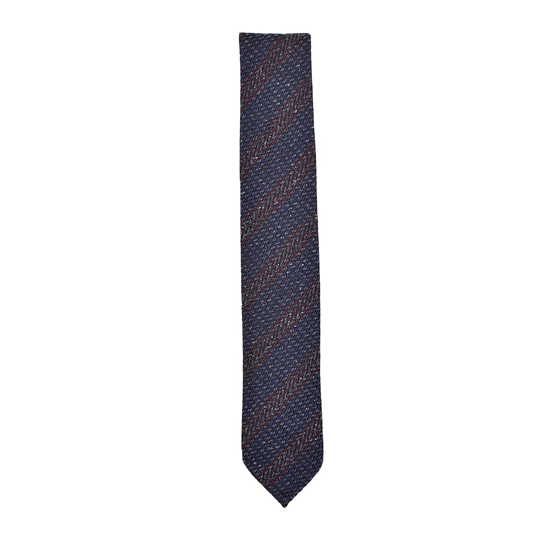 cravatta-seta-lana-grigio-blu-bordeaux