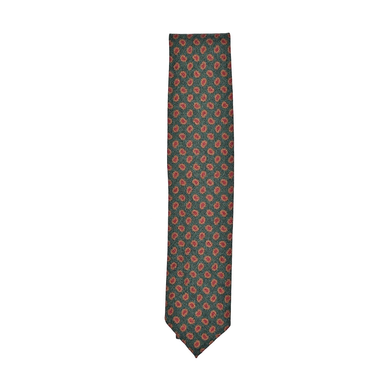 tie-wool-green-pattern-red-brown