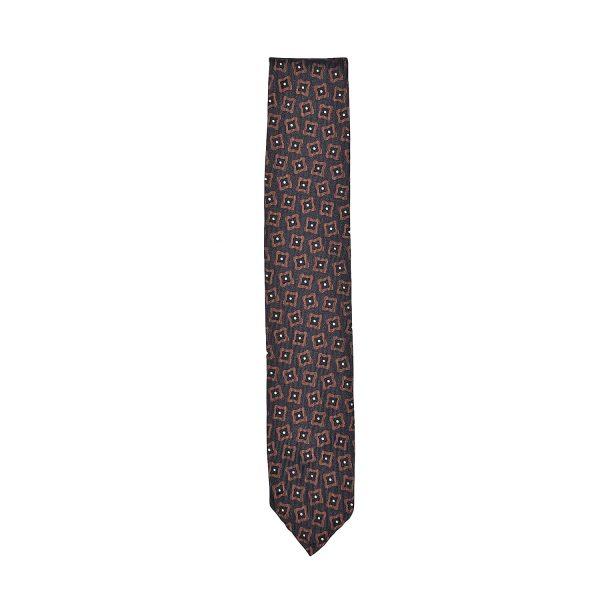 cravatta-sfoderata-seta-nero-marrone-perla
