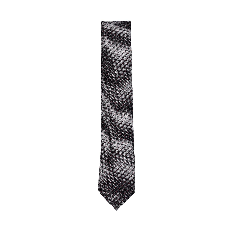 tie-wool-grey-light-bordeaux