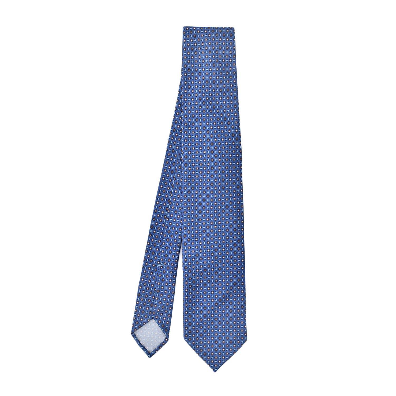 cravatta-sfoderata-avion-micro-fantasia-azzurro-marrone