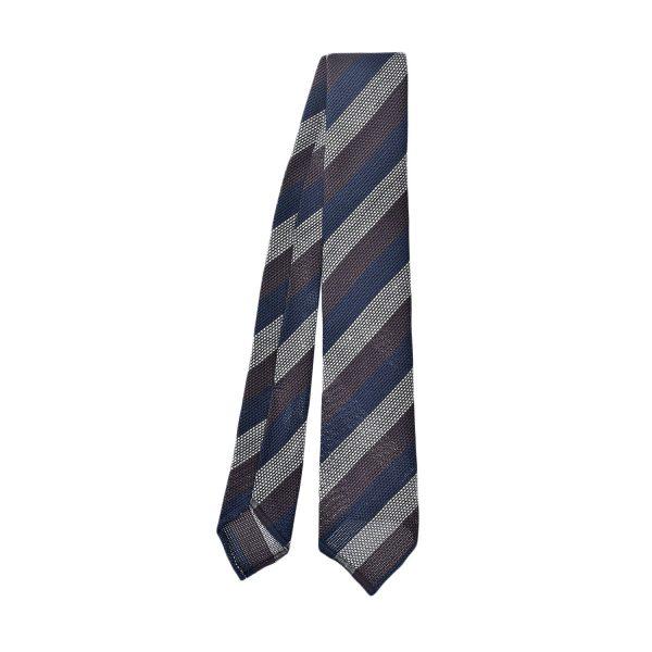 cravatta-regimental-blu-navy-marrone-beige